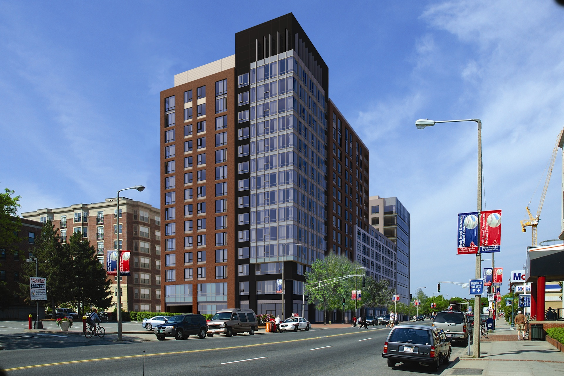 1330 Boylston Compass Furnished Apartments In Boston Ma