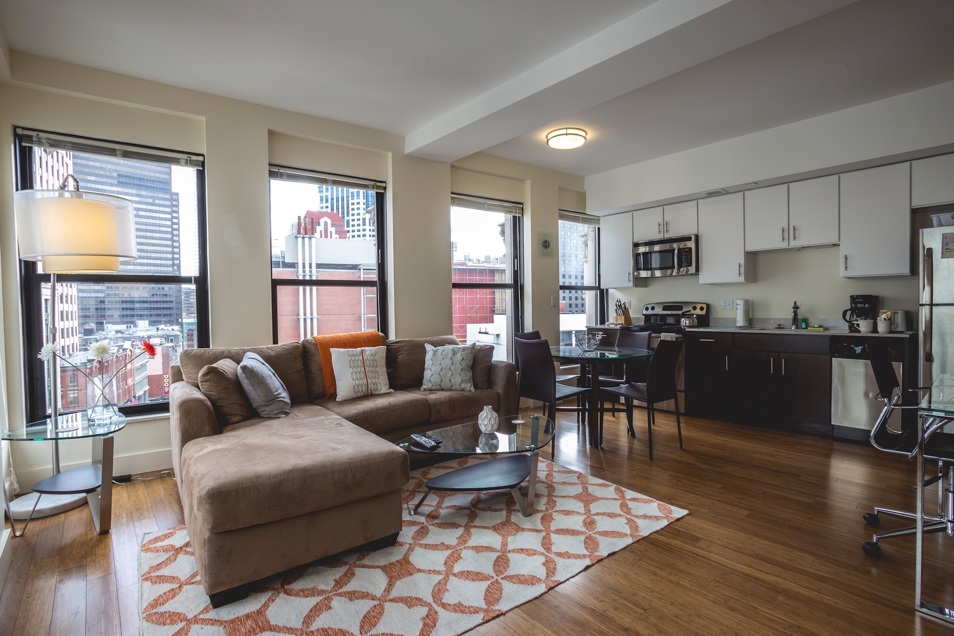 ARTlab DX | Compass Furnished Apartments in Boston, MA
