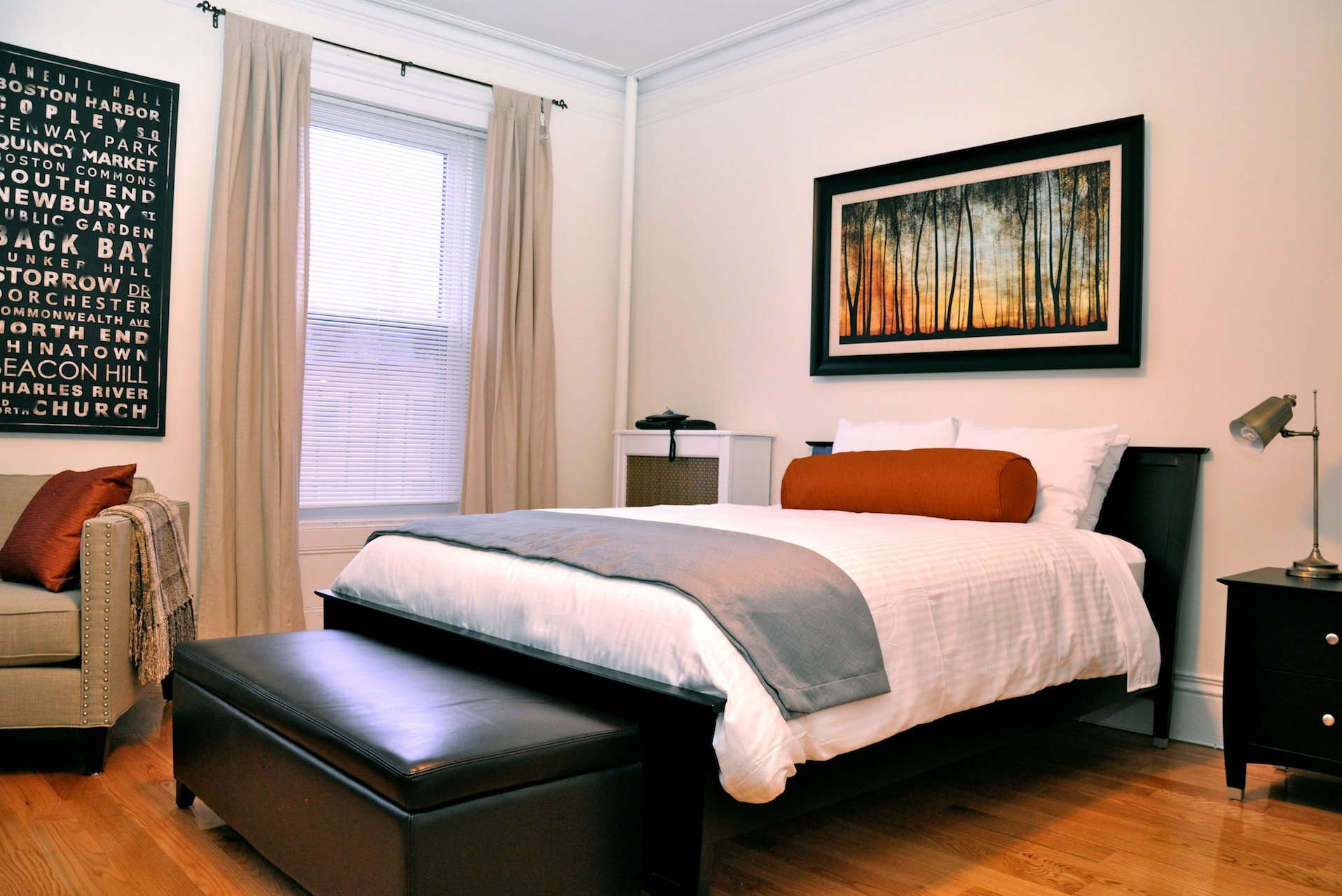 86 Charles Compass Furnished Apartments In Boston Massachusetts
