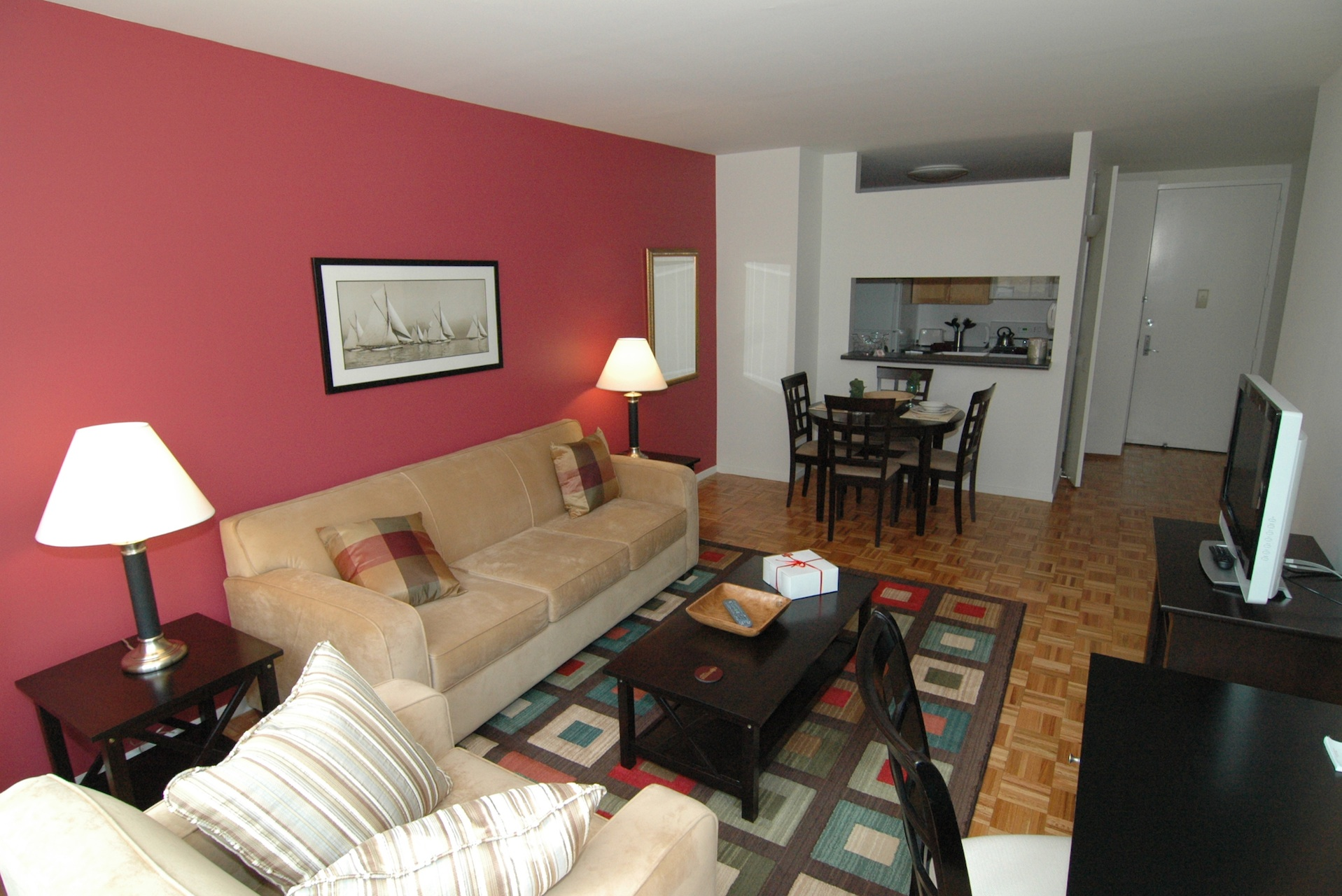 Longacre House Compass Furnished Apartments In New York