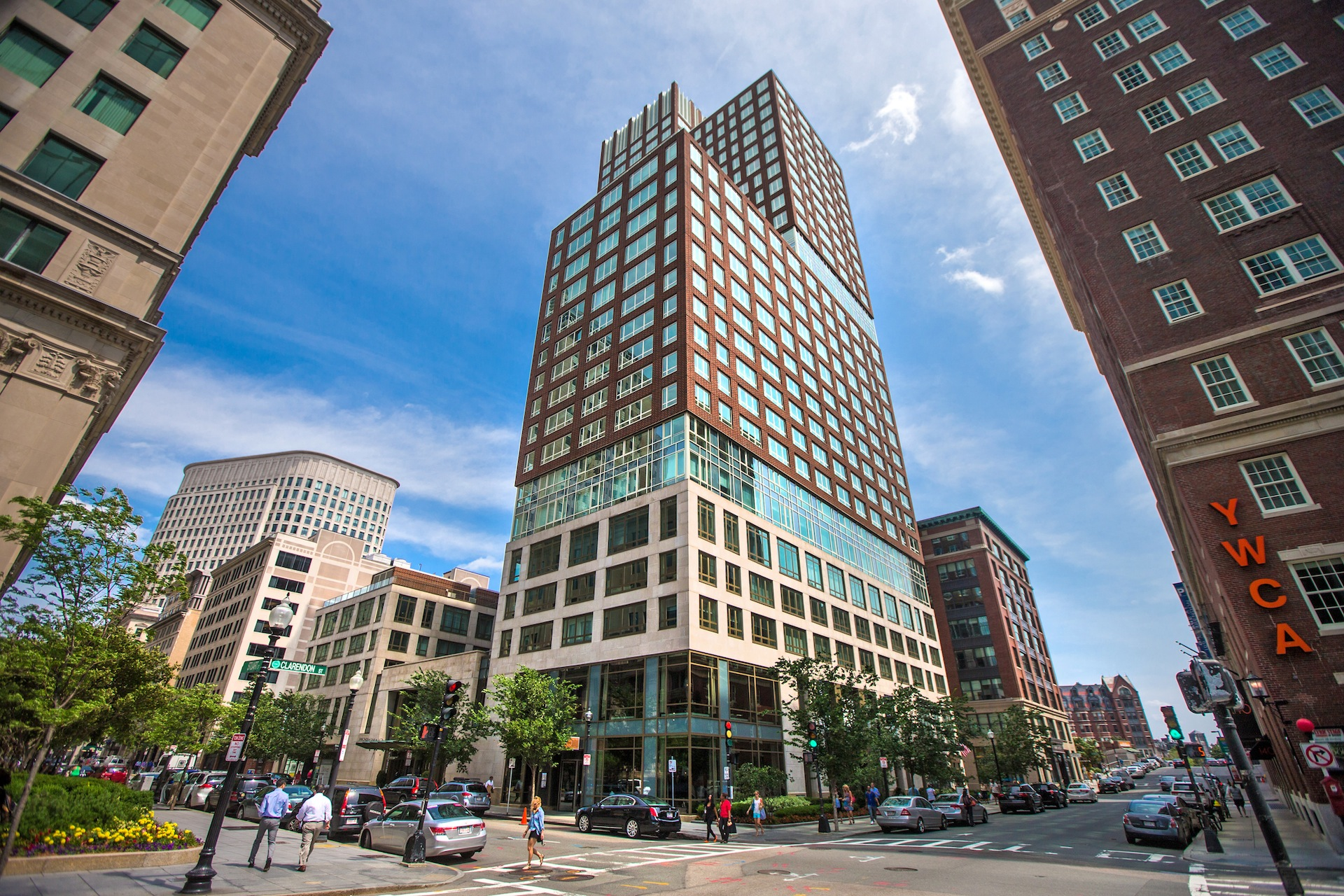 Compass On Clarendon Compass Furnished Apartments In